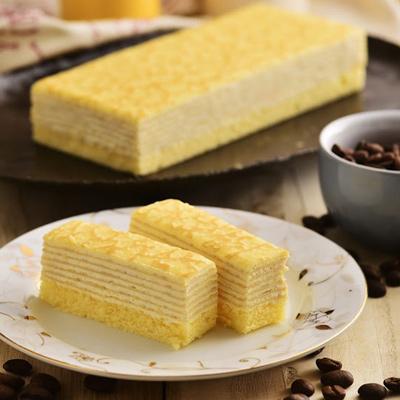 Ajinomoto味之素卡士達千層蛋糕(465g/條)