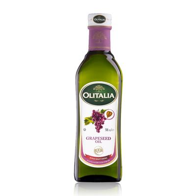 奧利塔葡萄籽油(500ml/瓶)