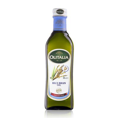 奧利塔奧利塔玄米油(500ml/瓶)