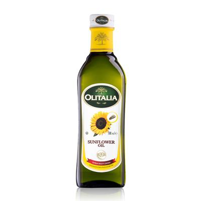 奧利塔奧利塔葵花油(500ml/瓶)
