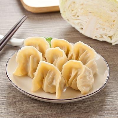 高麗菜豬肉水餃(20粒-550g/包)