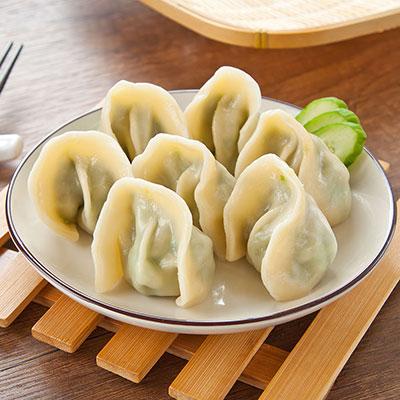 韭菜豬肉水餃(20粒-550g/包)