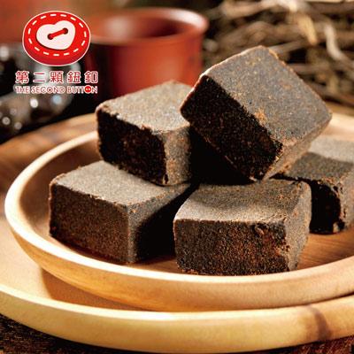 第二顆鈕釦仙草凍飲黑糖 (200g±5%/袋/6顆)