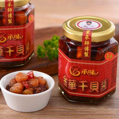 金華干貝醬(170g/罐)