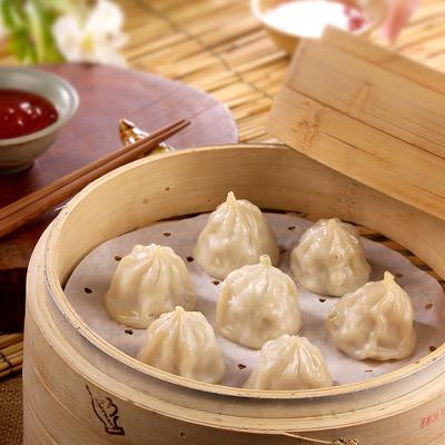 奇津鮮肉湯包(20粒-580g/包)