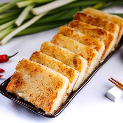 奇津奇津蘿蔔糕(10片-1000g/包)