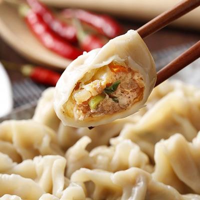 麻辣水餃(約40粒-800g/包)