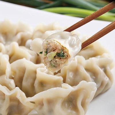 禎祥蔥肉水餃(約40粒-800g/包)