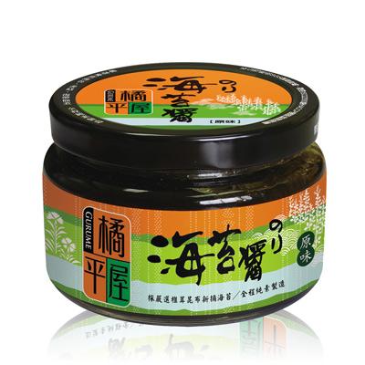 橘平屋橘平屋原味海苔醬(150g/罐)