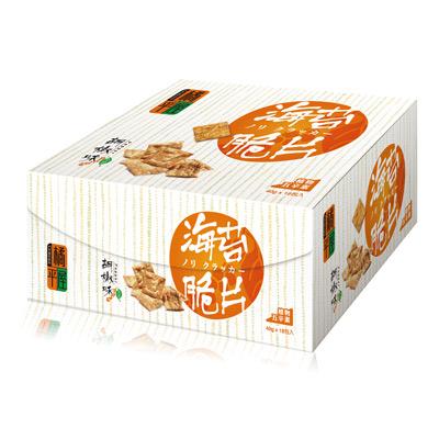 橘平屋橘平屋海苔脆片胡椒味禮盒(720g/盒)