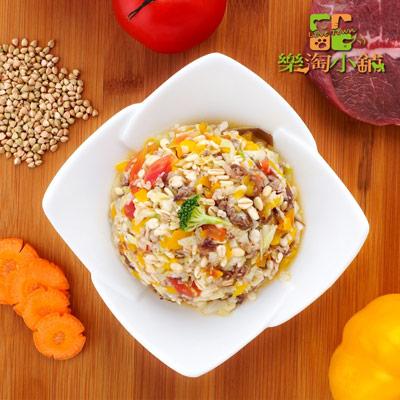 樂淘小舖毛小孩-鮮肉蔬菜燕麥飯(150g/包)