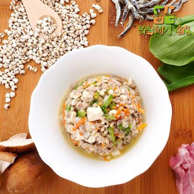 樂淘小舖毛小孩-鮮肉豆腐薏仁飯(150g/包)