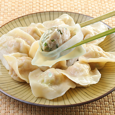 鮮魚水餃(10粒-330g/盒)