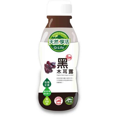 有機黑糖黑木耳露(350ml/瓶)