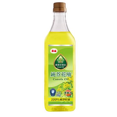 泰山泰山健康好理由純芥花油(1.5L/罐)