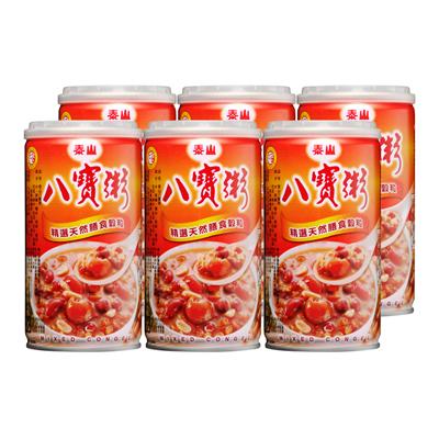 泰山八寶粥-全素(375g*6入/組)