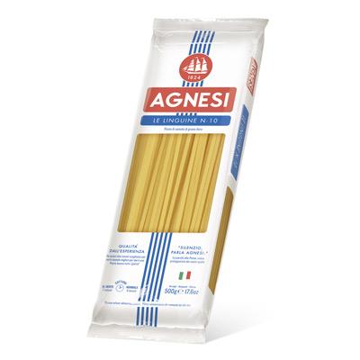 Agnesi義大利細扁麵(500g/包)