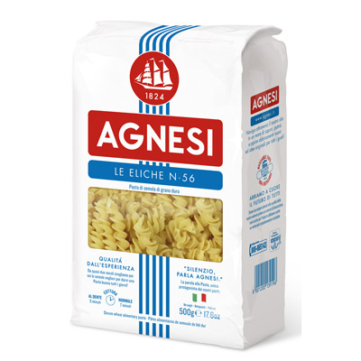 Agnesi義大利螺旋麵(500g/包)