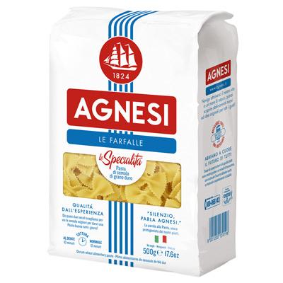 Agnesi義大利蝴蝶麵(500g/包)