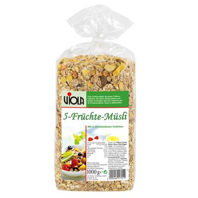 Viola 麥維樂Viola德國綜合水果穀片(1000g/包)