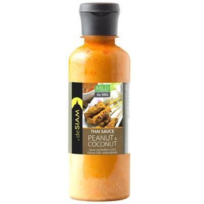 泰式花生椰奶沙爹醬(285g/瓶)