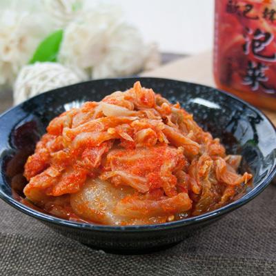 雞房重地歐巴韓式泡菜(300g/罐)