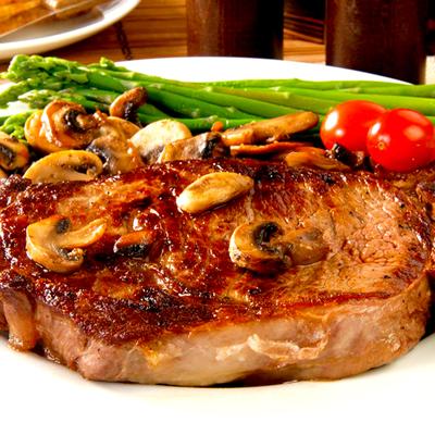 輝帛肉品美國安格斯頂極肋眼牛排(200g±10%/片)