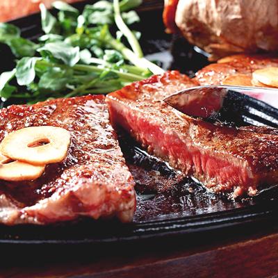 輝帛肉品紐西蘭PS濕式熟成沙朗牛排(280g±10%/片)