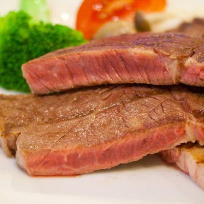 澳洲安格斯霜降沙朗牛排(200g±10%/包)