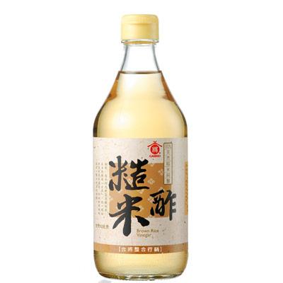 合將糙米醋(500ml/瓶)