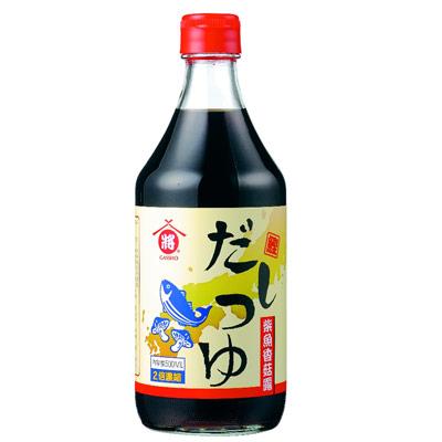 合將柴魚醬油(500ml/瓶)