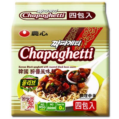 農心農心醡醬風味麵(4入-560g/袋)