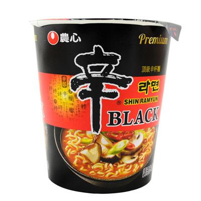 農心農心頂級辛杯麵(微辣牛骨湯味)(101g/杯)
