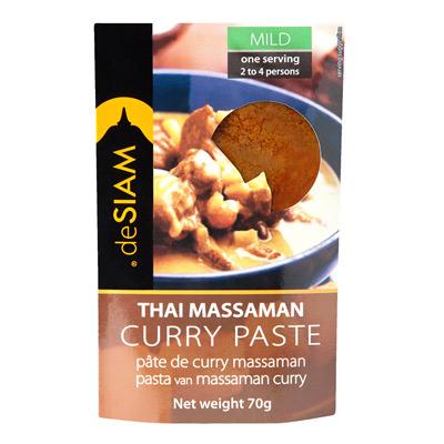 瑪斯曼咖哩膏(70g/包)