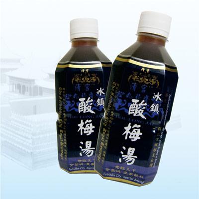 九龍齋冰鎮酸梅湯(380ml/瓶)