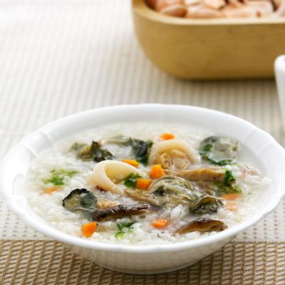 招牌海鮮粥(380g/包)