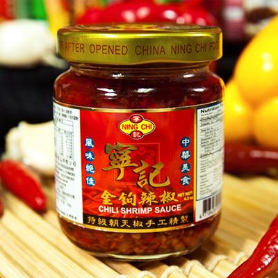 寧記金鉤辣椒(120g/瓶)