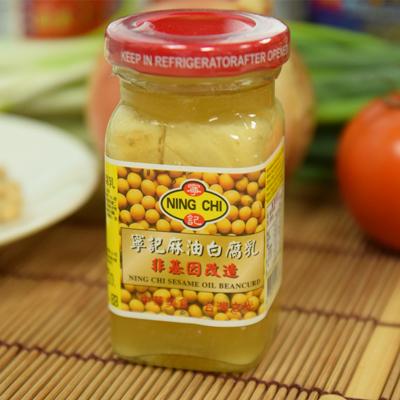 寧記麻油白腐乳(可素食)(140g/瓶)