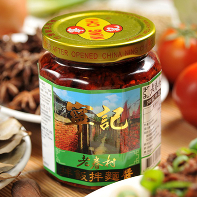 寧記老眷村拌飯拌麵醬(280g/瓶)