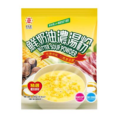 鲜奶油浓汤粉(100g/包)