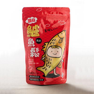 台灣好漁寶貝高鈣鱸魚鬆(150g/包)
