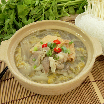食王東北酸菜白肉鍋(1000g/包)
