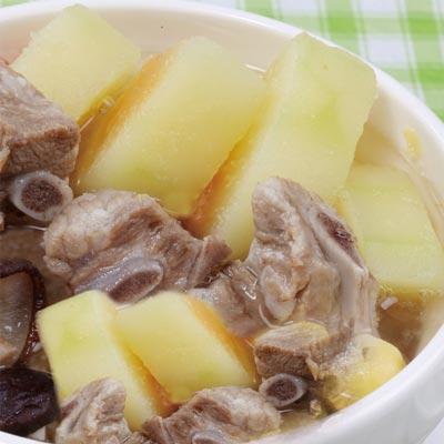 青木瓜排骨(800g/包)