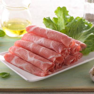產銷履歷梅花捲肉片(300g±5%/包)
