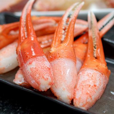 築地一番鮮日本原裝進口(舞)L松葉蟹鉗(包冰率20%)