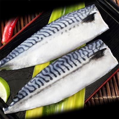 鮮之流挪威薄鹽鯖魚片(170g±20g/片)