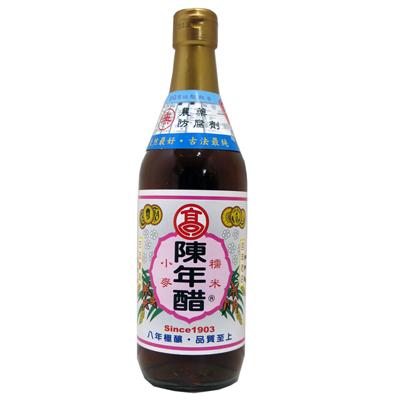 高印高印陳年醋(520ml/瓶)