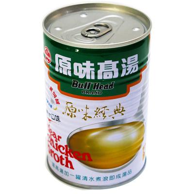 牛頭牌牛頭牌原味高湯(411g/罐)