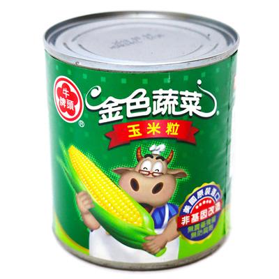 牛頭牌牛頭牌玉米粒(小罐)(312g/罐)
