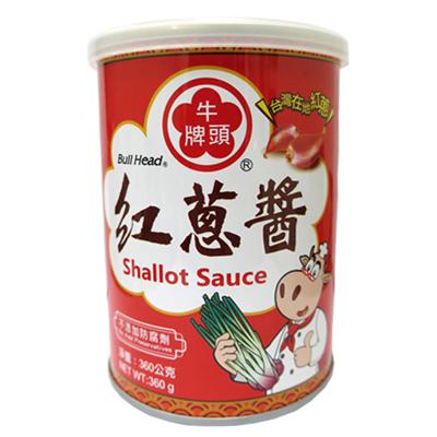 牛頭牌牛頭牌紅蔥醬(360g/罐)